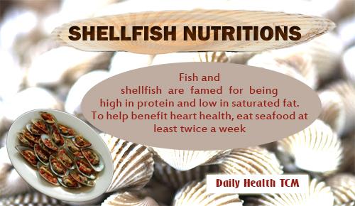 Shellfish Nutritions