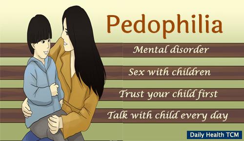Pedophilia